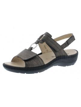 Sandales ouvertes Remonte - semelles amovibles