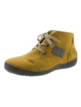 Chaussures Jaunes Rieker