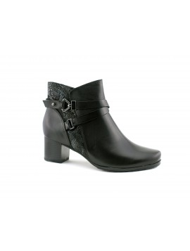 Bottines Noires Caprice