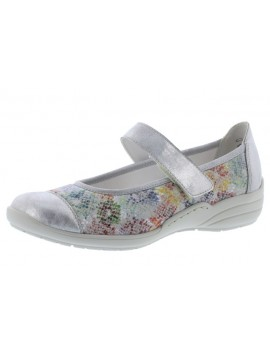Ballerines multicolore