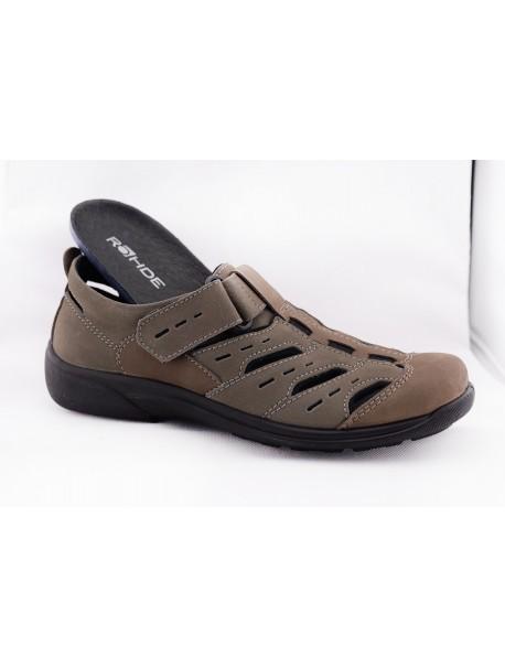 sandales ouvertes Rohde