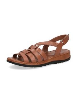 Sandales marron